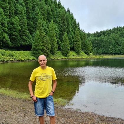 Lagoa Empadadas, São Miguel, Azores, 09.09.2020
