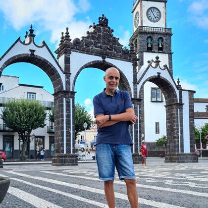 Portas da Cidade, Ponta Delgada, São Miguel, Azores, 11.09.2020