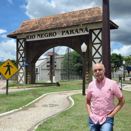 Rio Negro, Paraná, Brazil, 03.01.2019
