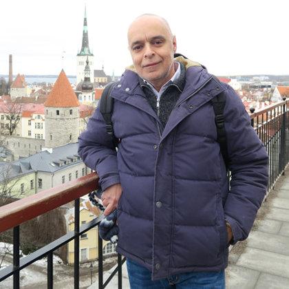 Tallinn, Estonia, 28.02.2019