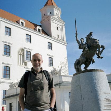 Bratislava Castle, Bratislava, Slovakia, 15.09.2019
