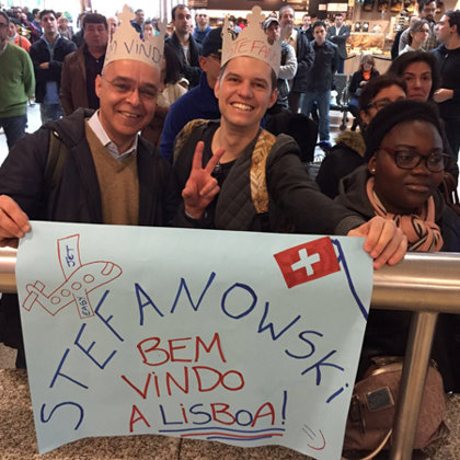 Lisbon Airport, Lisboa, Portugal, 22.01.2016