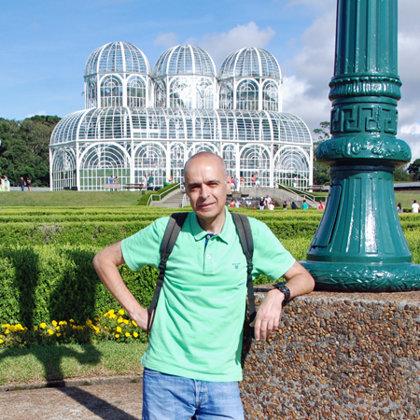 Botanical Garden, Curitiba, Brazil, 25.01.2014