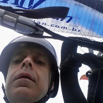 Tandem Paragliding, São Vicente, Brazil, 22.02.2014