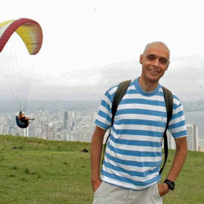 Pico da Asa Delta - Santos/São Vicente, São Vicente, Brazil, 02.03.2014