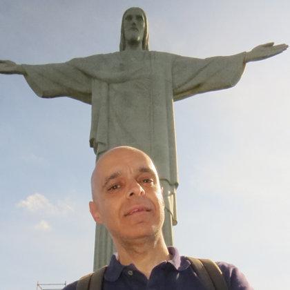 Christ the Redeemer, Rio de Janeiro, Brazil, 12.04.2014