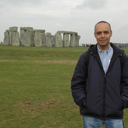 Stonehenge, England, 08.10.2005