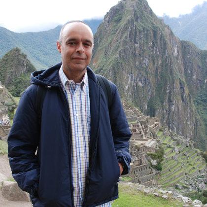 Machu Picchu, Peru, 12.11.2007