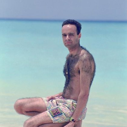 Manchebo Beach, Aruba, Dutch Caribbean, 25.03.1992
