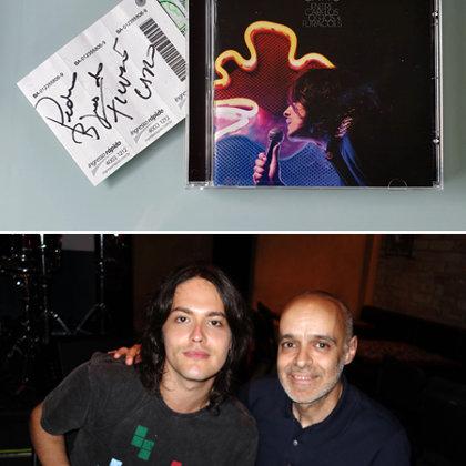 Filipe Catto, Tom Jazz, São Paulo, Brazil, 17.01.2014